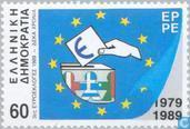 Timbres-poste - Grèce - anniversaires politiques