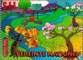 Postage Stamps - United Nations - Vienna - Environment Conference