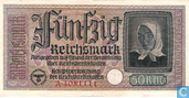 Germany 50 Reichsmark