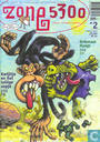 Strips - Zone 5300 (tijdschrift) - 1998 nummer 2