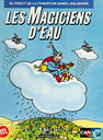 Comic Books - Asterix - Les magiciens d'eau