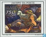 Postage Stamps - Italy [ITA] - Jacopo da Ponte
