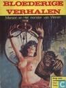 Strips - Bloederige verhalen - Manson + Het monster van Wenen