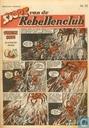 Bandes dessinées - Sjors van de Rebellenclub (tijdschrift) - 1957 nummer  22