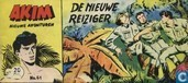 Comic Books - Akim - De nieuwe reiziger