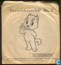 Tovertekenschijf No. 2 Tom Poes