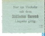 Banknotes - Liegnitz - Städtisches Gaswerk - Liegnitz 1 Pfennig