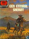 Comics - Lange Jim - Een etmaal sheriff