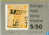 Famous stamps