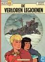 Comic Books - Alix - De verloren legioenen