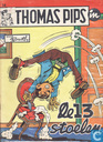 Comic Books - Thomas Pips - De 13 stoelen
