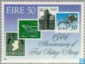 Timbres-poste - Irlande - 150 années de timbre anniversaire
