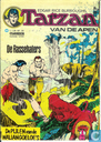Comic Books - Tarzan of the Apes - De rassehaters + De Waliangoeloe's
