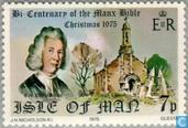 Postage Stamps - Man - Manx Bible 1775-1975