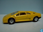 Model cars - Welly - Lamborghini Diablo