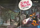 Bandes dessinées - Vrije Balloen, De (tijdschrift) - Nummer  36
