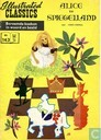 Comic Books - Alice in Wonderland - Alice in Spiegelland