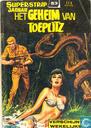 Strips - Jaguar [Super] - Het geheim van Toeplitz