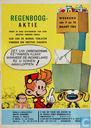 Comic Books - Robbedoes (magazine) - Aanplakbiljet Regenboogaktie 1963