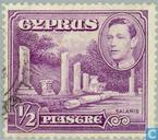 Postage Stamps - Cyprus [CYP] - Buildings and landscapes