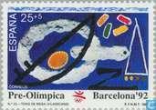 Olympische Spelen- Barcelona