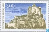 Postage Stamps - France [FRA] - Castle of Crussol