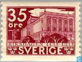 Postage Stamps - Sweden [SWE] - House of Parliament