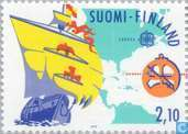 Postage Stamps - Finland - Europe – Discovery of America
