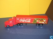Model cars - Unknown - Kerst truck Coca-Cola