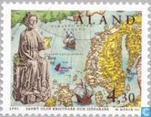 Postage Stamps - Åland Islands [ALA] - 1000th birthday King Olaf II