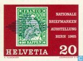 Postage Stamps - Switzerland [CHE] - Stamp Exhibition NABRA