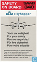 Aviation - KLM cityhopper - KLM cityhopper - Saab 340 (01)