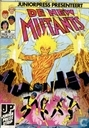 Bandes dessinées - New Mutants, De - magma