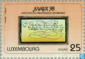 Int. Stamp Exhibition JUVALUX 98