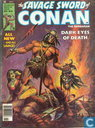 Comic Books - Conan - The Savage Sword of Conan the Barbarian 25
