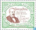 Briefmarken - San Marino - Stamp Jubiläum