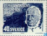 Timbres-poste - Suède [SWE] - Louis de Geer
