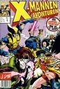 Comic Books - X-Men - X-mannen avonturen 1