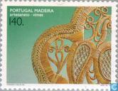 Postzegels - Madeira - Handwerk