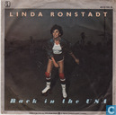 Platen en CD's - Ronstadt, Linda - Back in the U.S.A.