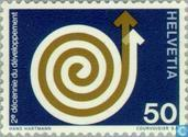 Postage Stamps - Switzerland [CHE] - Development 20 years