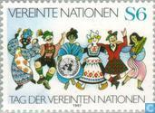 Postage Stamps - United Nations - Vienna - United Nations Day