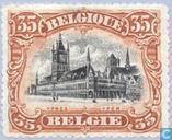 Postage Stamps - Belgium [BEL] - Various topics