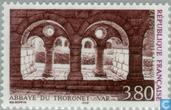 Postage Stamps - France [FRA] - Le Thoronet
