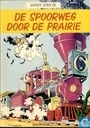 Comic Books - Lucky Luke - De spoorweg door de prairie