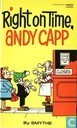 Strips - Linke Loetje - Right on time, Andy Capp