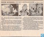 Comic Books - Bumble and Tom Puss - Heer Bommel en de liefdadiger