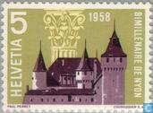 Postage Stamps - Switzerland [CHE] - Nyon 2000 years