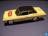 Modelauto's  - Johnny Lightning - Chevrolet Impala 'Coca Cola'
