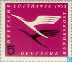 Postage Stamps - Germany, Federal Republic [DEU] - Lufthansa